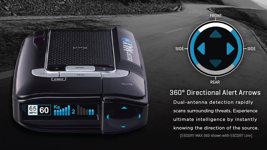 Escort Radar Max 360 >> Escort Max 360 Nz Radars