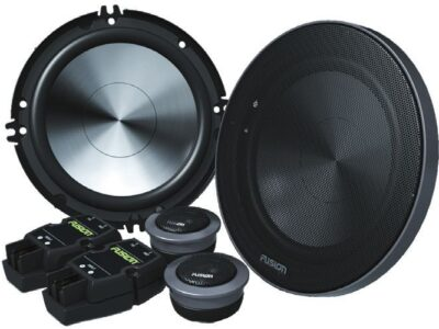 Cheap fusion component speakers