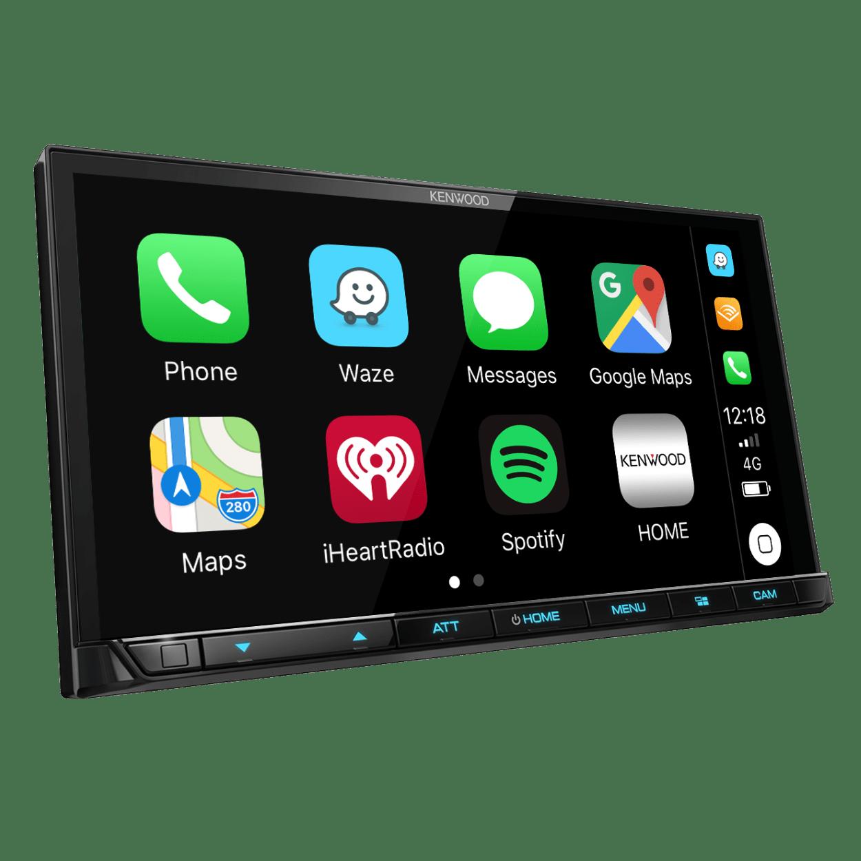Kenwood DMX8019S Apple Carplay Android Auto Car Stereo