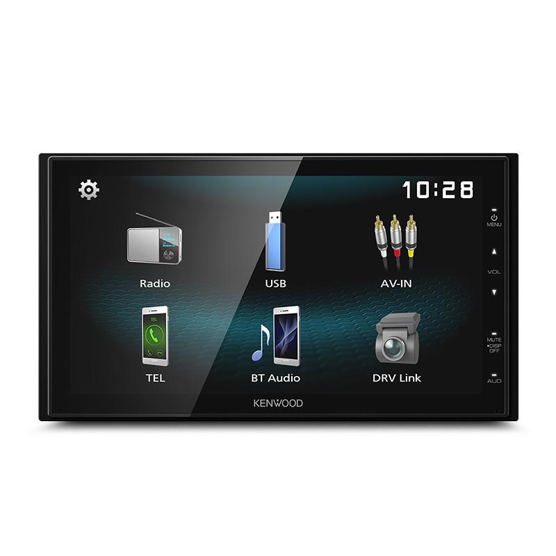 Kenwood DMX-1025bt Touchscreen Car Stereo