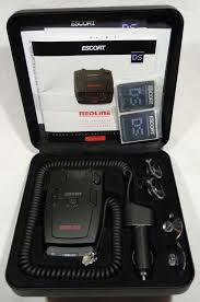 Redline radar detector package